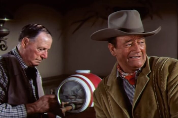 John Wayne's Wishes for His Daughter