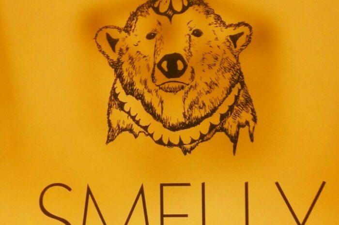 Smelly Polar Bear