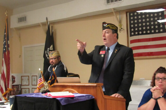 VFW District 7 Meeting